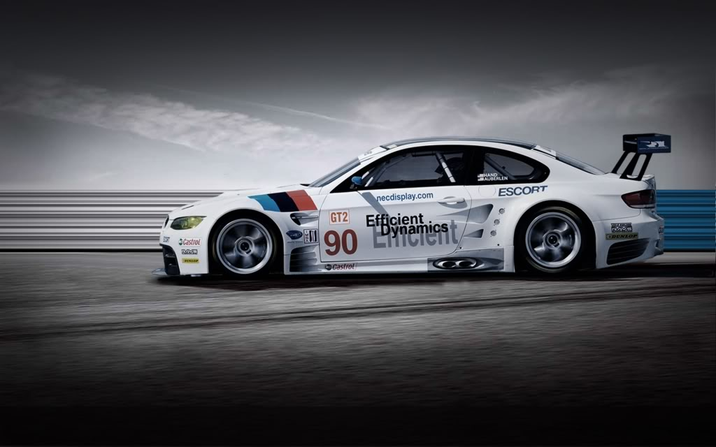 BMW M3 GT2 | From Bavaria, with love.