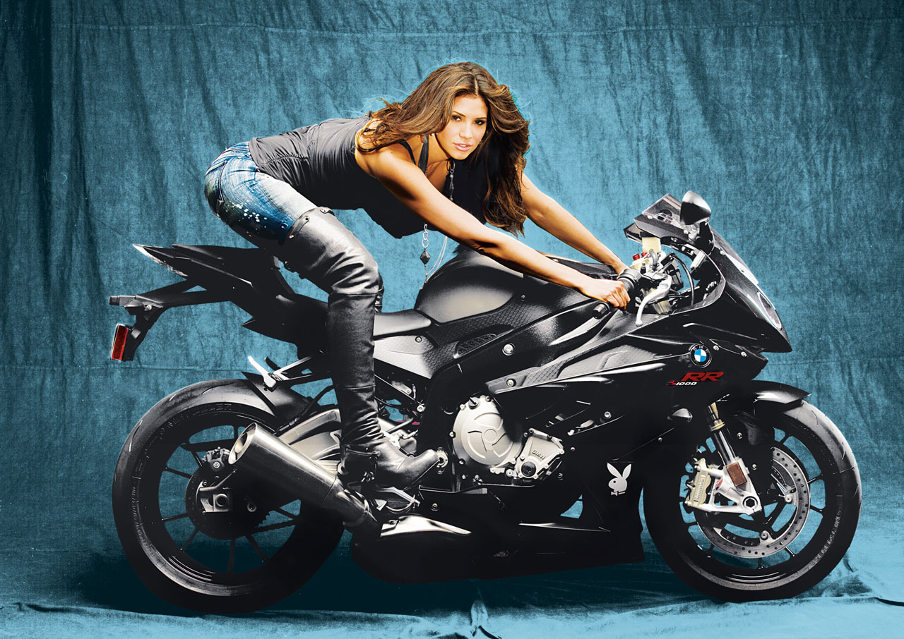 Hot Chicks On Motorcycles Turn Me On From Bavaria With