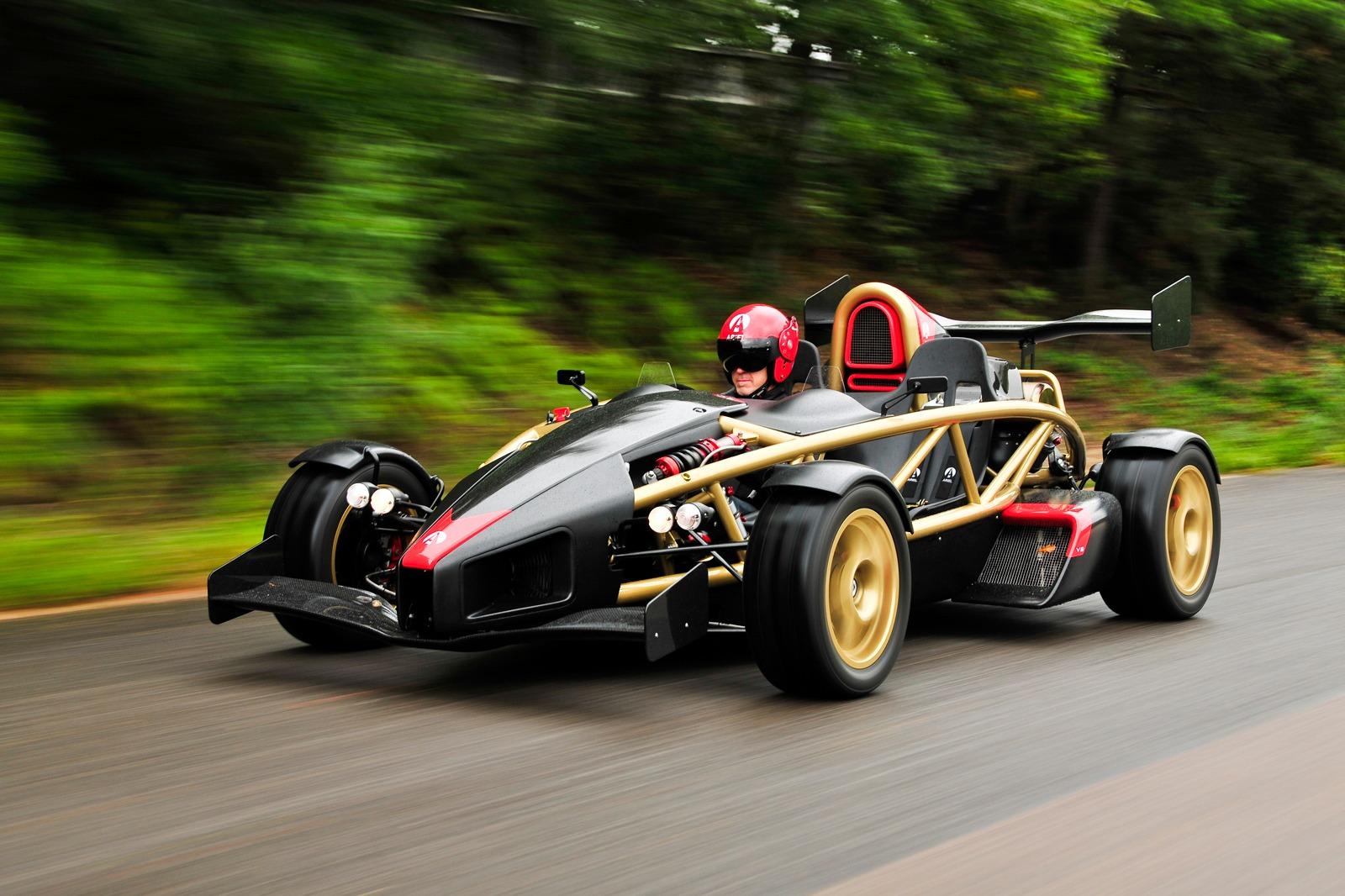 2011 Ariel Atom V8 *Engine